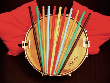 Nobema: 66 drum stick project
